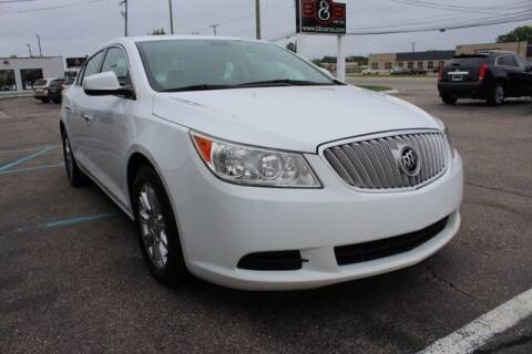 2012 Buick LaCrosse for sale at B & B Car Co Inc. in Clinton Township MI