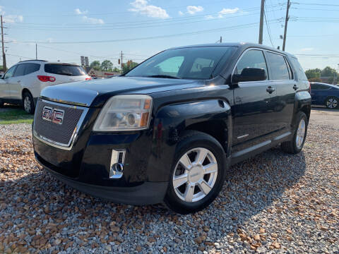 2011 GMC Terrain for sale at Safeway Auto Sales in Horn Lake MS