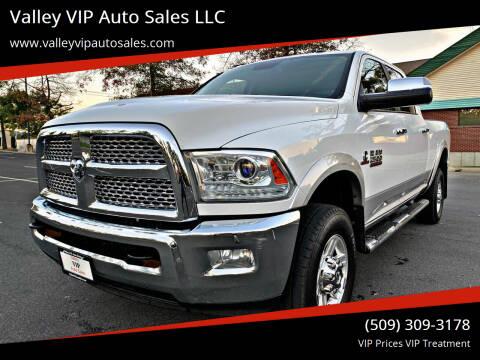 2013 RAM Ram Pickup 2500 for sale at Valley VIP Auto Sales LLC in Spokane Valley WA