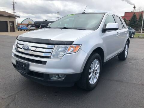 2010 Ford Edge for sale at Mike's Budget Auto Sales in Cadillac MI