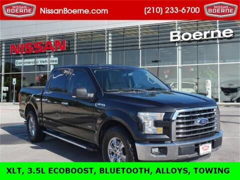 2015 Ford F-150 for sale at Nissan of Boerne in Boerne TX