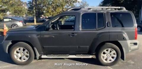 2010 Nissan Xterra for sale at Matt Hagen Motors in Newport NC