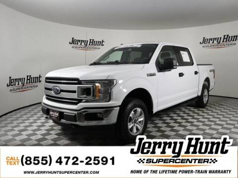 2018 Ford F-150 for sale at Jerry Hunt Supercenter in Lexington NC