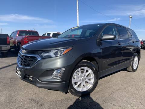 2019 Chevrolet Equinox for sale at Superior Auto Mall of Chenoa in Chenoa IL