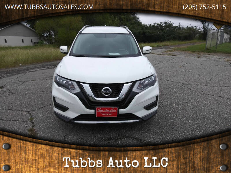 2017 Nissan Rogue for sale at Tubbs Auto LLC in Tuscaloosa AL