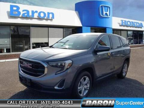 2019 GMC Terrain for sale at Baron Super Center in Patchogue NY