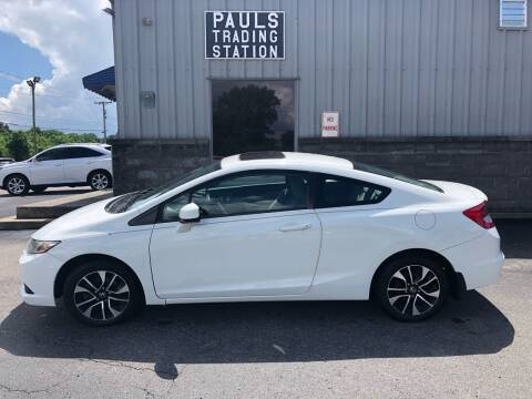 2013 Honda Civic for sale at Ron's Auto Sales (DBA Paul's Trading Station) in Mount Juliet TN