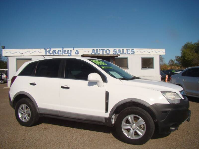 2010 Saturn Vue for sale at Rocky's Auto Sales in Corpus Christi TX