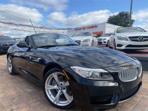 2015 BMW Z4 for sale at Cars of Tampa in Tampa FL