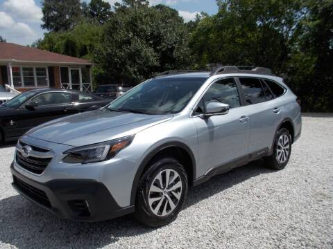 2020 Subaru Outback for sale at Carolina Auto Connection & Motorsports in Spartanburg SC