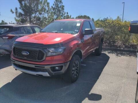 2019 Ford Ranger for sale at PHIL SMITH AUTOMOTIVE GROUP - Pinehurst Nissan Kia in Southern Pines NC