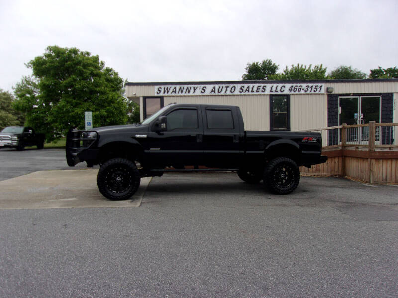 2005 Ford F-250 Super Duty for sale at Swanny's Auto Sales in Newton NC