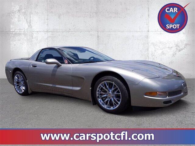 2000 Chevrolet Corvette for sale at Car Spot Of Central Florida in Melbourne FL