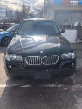 2008 BMW X3 for sale at STL Automotive Group in O'Fallon MO