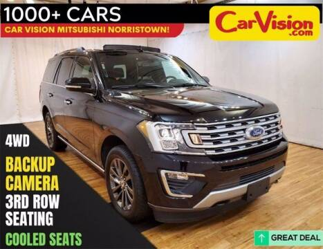 2020 Ford Expedition for sale at Car Vision Buying Center in Norristown PA