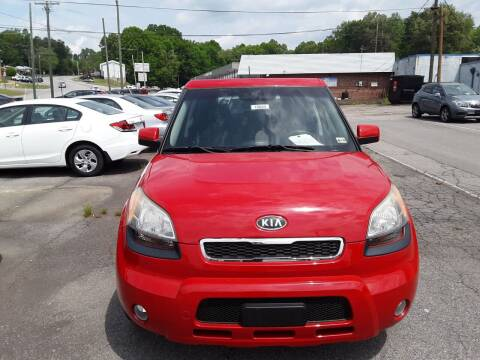 2011 Kia Soul for sale at Auto Villa in Danville VA
