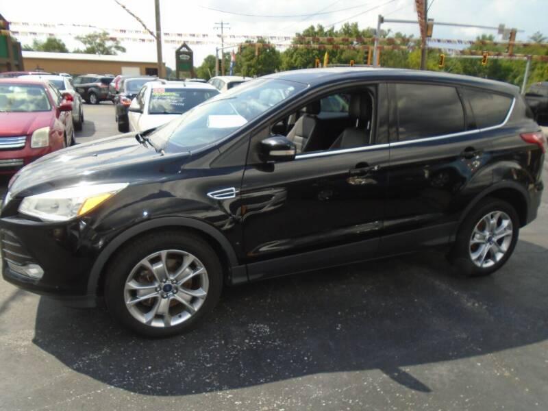 2013 Ford Escape for sale at River City Auto Sales in Cottage Hills IL