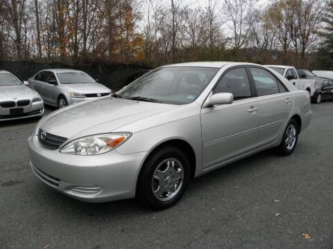 2003 Toyota Camry for sale at Dream Auto Group in Dumfries VA