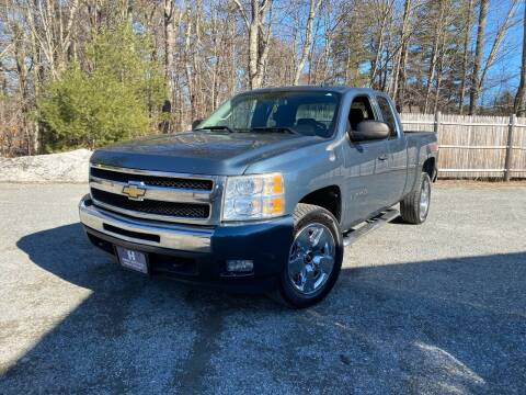 2011 Chevrolet Silverado 1500 for sale at Hornes Auto Sales LLC in Epping NH