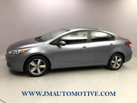 2018 Kia Forte for sale at J & M Automotive in Naugatuck CT