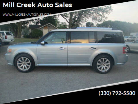2009 Ford Flex for sale at Mill Creek Auto Sales in Youngstown OH