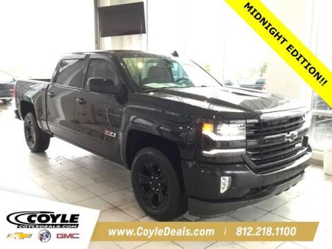 2016 Chevrolet Silverado 1500 for sale at COYLE GM - COYLE NISSAN - Coyle Nissan in Clarksville IN