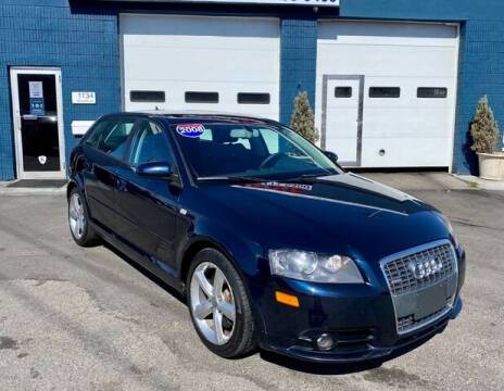 2008 Audi A3 for sale at Saugus Auto Mall in Saugus MA