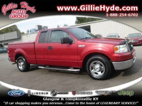 2007 Ford F-150 for sale at Gillie Hyde Auto Group in Glasgow KY