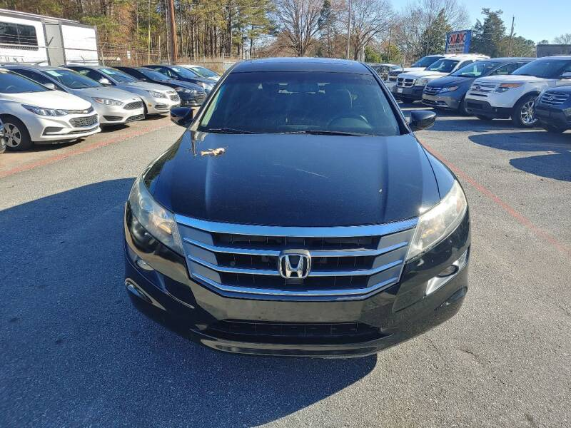 2011 Honda Accord Crosstour for sale at Adonai Auto Broker in Marietta GA