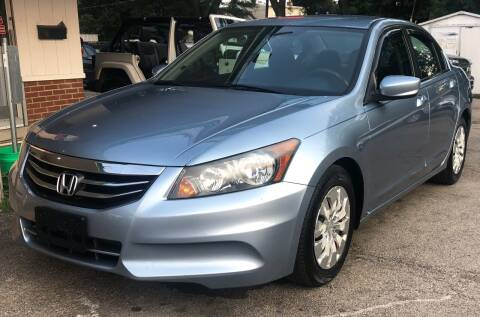 2011 Honda Accord for sale at New Wheels in Glendale Heights IL