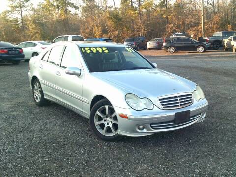 2007 Mercedes-Benz C-Class for sale at Let's Go Auto Of Columbia in West Columbia SC