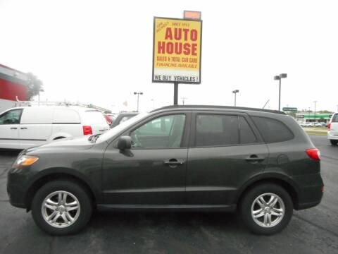2011 Hyundai Santa Fe for sale at AUTO HOUSE WAUKESHA in Waukesha WI