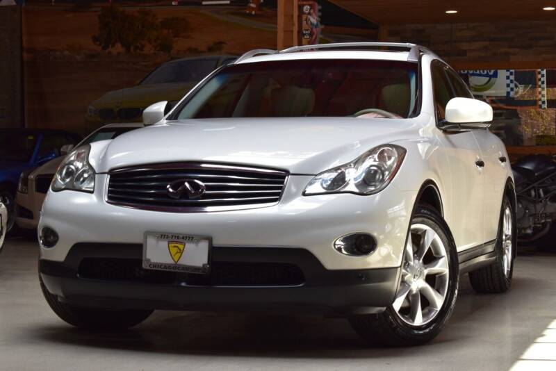 2008 Infiniti EX35 for sale at Chicago Cars US in Summit IL