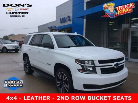 2019 Chevrolet Tahoe for sale at DON'S CHEVY, BUICK-GMC & CADILLAC in Wauseon OH