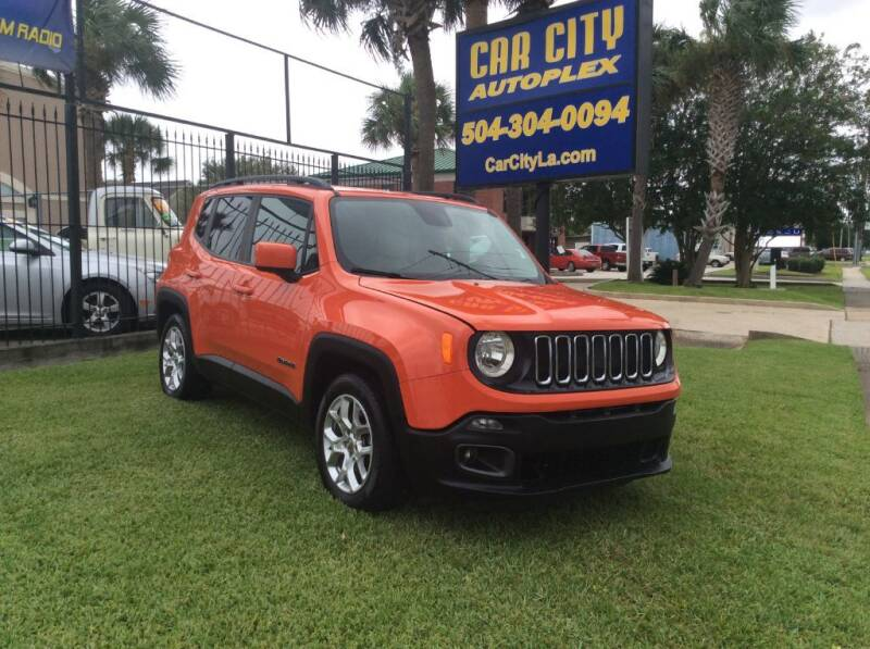 2015 Jeep Renegade for sale at Car City Autoplex in Metairie LA