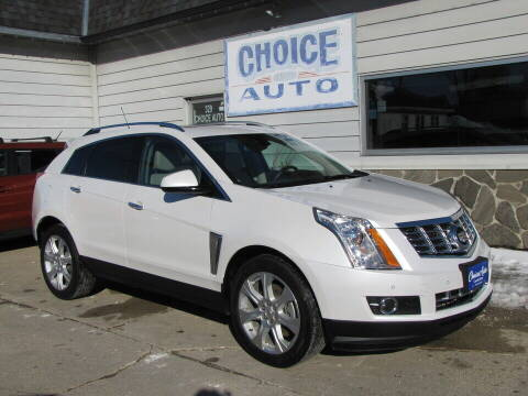 2016 Cadillac SRX for sale at Choice Auto in Carroll IA