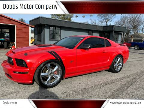 2005 Ford Mustang for sale at Dobbs Motor Company in Springdale AR