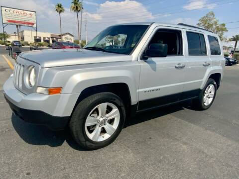 2012 Jeep Patriot for sale at Charlie Cheap Car in Las Vegas NV