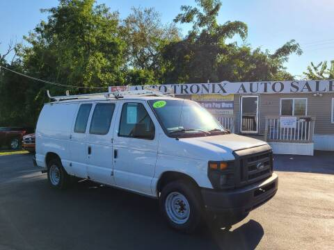 2010 Ford E-Series Cargo for sale at Auto Tronix in Lexington KY