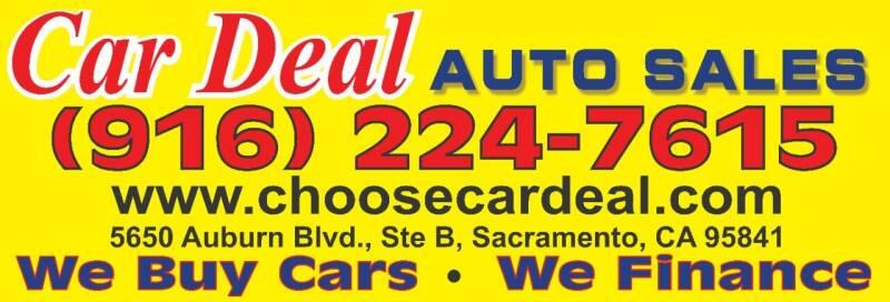 2006 Hyundai Sonata for sale at Car Deal Auto Sales in Sacramento CA