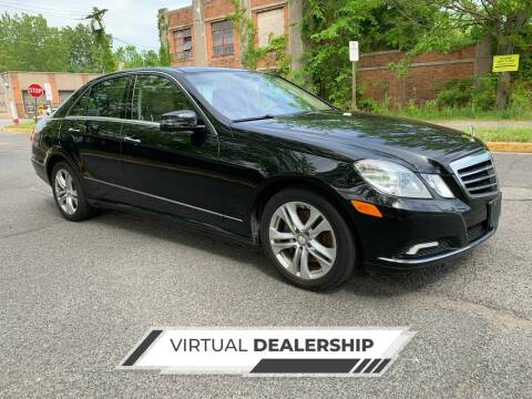 2010 Mercedes-Benz E-Class for sale at Eastclusive Motors LLC in Hasbrouck Heights NJ