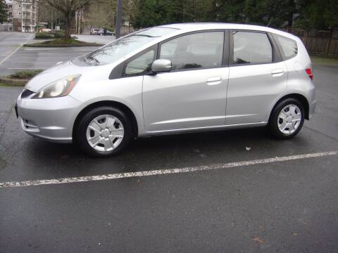2013 Honda Fit for sale at Western Auto Brokers in Lynnwood WA