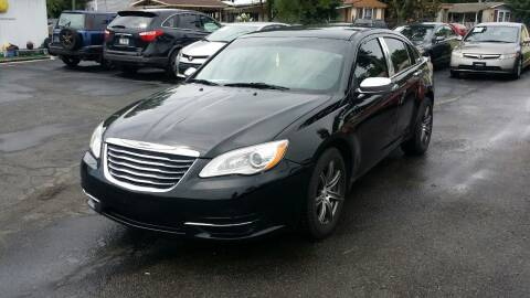 2014 Chrysler 200 for sale at Nonstop Motors in Indianapolis IN