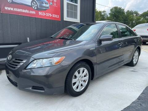 2009 Toyota Camry Hybrid for sale at Euro Auto in Overland Park KS