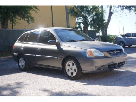 2004 Kia Rio for sale at Winter Park Auto Mall in Orlando FL