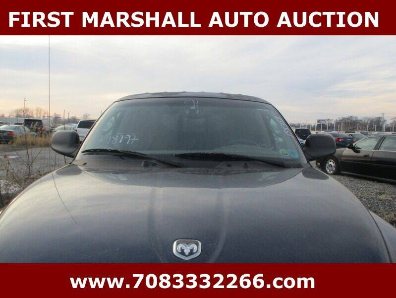 2001 Dodge Dakota for sale at First Marshall Auto Auction in Harvey IL