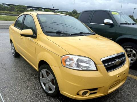 2010 Chevrolet Aveo for sale at ROCKLEDGE in Rockledge FL