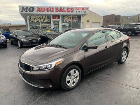 2018 Kia Forte for sale at Mo Auto Sales in Fairfield OH