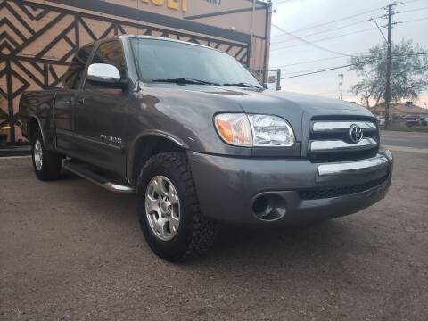 2004 Toyota Tundra for sale at Used Car Showcase in Phoenix AZ