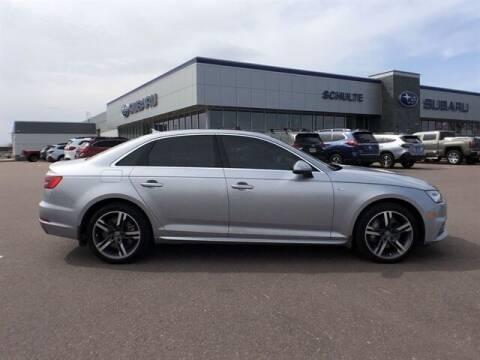 2017 Audi A4 for sale at Schulte Subaru in Sioux Falls SD